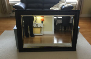 Large mirror from winners