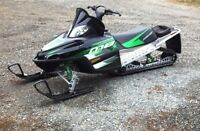 "2009 Arctic Cat M8 ""Show Room Condition"""