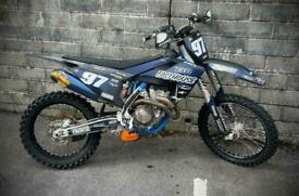 HUSQVARNA FC 350 2017 - MOTOCROSS BIKE - DELIVERY - FIANCE & PART-EX AVAILABLE