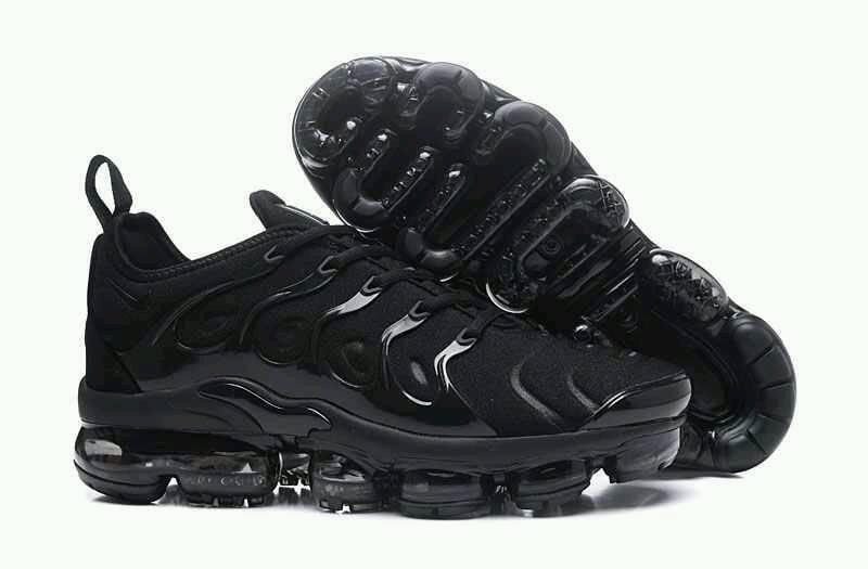 fa31c6909e1      Brand New Nike Air Vapormax Tn Plus 97 95 Max Triple Black ...
