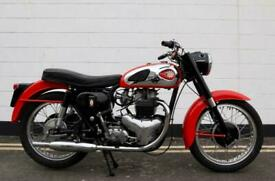 1961 BSA 650cc Super Rocket - Good Usable Condition