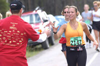 Volunteers Needed for the Canmore Rocky Mountain Half Marathon!