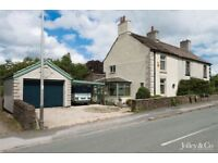 Cheshire East 2 bedroom semi detached period cottage 1761 overlooking Lyme Park grounds Disley
