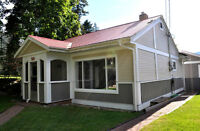 Charming 2 bed home in Salmon Arm