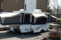Tente-roulotte Starcraft Centennial 3612