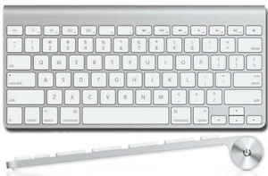 Apple Bluetooth Wireless Keyboard (MC184LL/A) New!