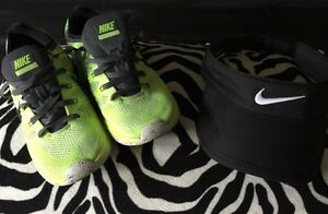 Women's Nike Sneakers and Nike Visor