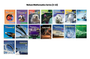 Gr1-12 Math/Science/English textbook/workbook & Solutions $10-15