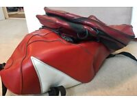 R1 1998-2002 Leather tank bag/ protector.