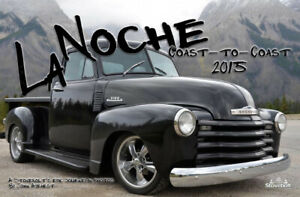 1953 Chevrolet 3100 Pickup Truck, Modern Ride with Classic Looks
