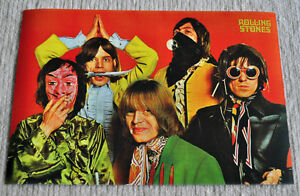 The Rolling Stones posters
