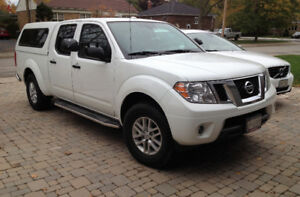 2016 Nissan Frontier SV 4X4 V6 Truck, Low KM, loaded