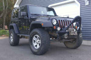 2013 Jeep Wrangler JK Lifted & Modified