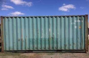 Storage Units for sale - 6x2.4m Euleilah Gladstone Area Preview