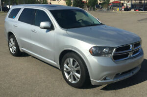 2011 Dodge Durango R/T Fully Loaded, Must Sell