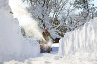 Reliable!!! Snow removal services