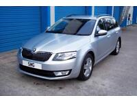 2015 SKODA OCTAVIA ESTATE 4X4 TDI SE CR_FSH_£30 ROAD TAX_1 YEAR WARRANTY