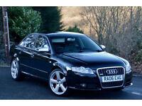 Audi A4 3.0TDI ( 233PS ) auto 2006MY quattro S Line Black 4X4 4WD