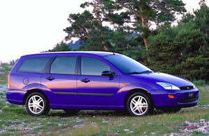 2003 Or Newer Ford Focus ZTW Wagon