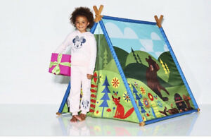 Kids Play Tent Friendly Fields Woodland Children's Play Fort