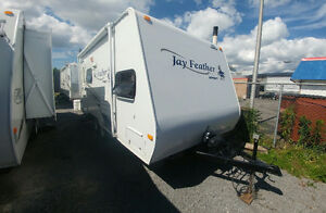 2009 jayco 199 with sofa slide out $7,900