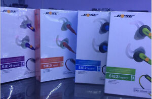 Bose SIE2i Sport Headphones Sealed Boxes All Colours