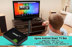 Smart TV Box Make's a great gift for xmas