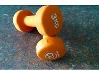 3k Fitness Dumbbells