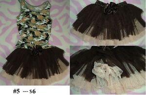 5T Girl's --- Outfit Lot 01