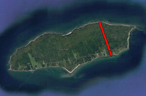 **NEW PRICE**100 Acres of Natural Beauty on Pictou Island