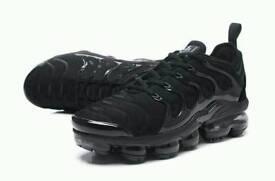 **New 2018 Nike Air Vapormax Tn Plus 97 95 Max Triple Black **