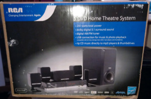 BNIB Home Theatre System.