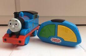 Thomas the Tank Engine remote control train toy