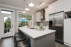 Brand New 3-bedroom town home in desirable Abbotsford location
