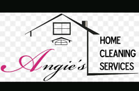 Angies cleaning services!