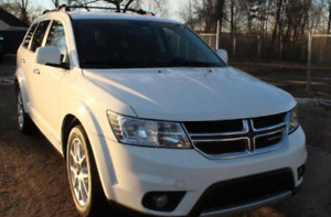 2014 Dodge Journey rt fully loaded