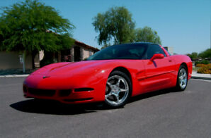 Corvette C5 1997 Unique  Collectors Car !!RARE!!