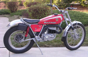 Wanted Bultaco for parts...