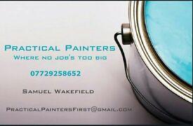 Painting & decorating