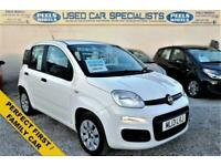 2013 13 FIAT PANDA 1.2 POP * 5 DOOR * WHITE * IDEAL FAMILY / FIRST CAR *