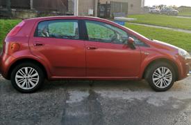 image for 2006 Fiat Grande Punto 1.2 Active 5dr Hatchback Petrol Manual