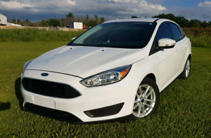Ford Focus 2015 flex fuel SE