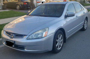 2004 Honda Accord EX only 154k!