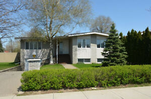 Renovated house for rent (4 beds, 2 baths, garage), from July 1