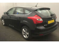 2012 FORD FOCUS 1.6 ZETEC GOOD / BAD CREDIT CAR FINANCE AVAILABLE