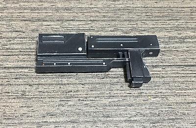 Custom 1/6 Scale Blade's MAC-11 Machine Gun For Blade 1 Kitbashing