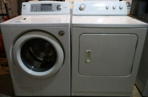 LG WASHER AND WHIRLPOOL DRYER FOR SALE!