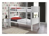 BRAND NEW BUNK BEDS £199. DIFFERENT COLOURS.