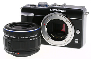Olympus PEN E-PL1 Professional Camera