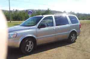 2005 Chevrolet Uplander Minivan